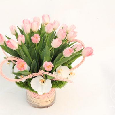 Arrangement 'Tulip Emotions'