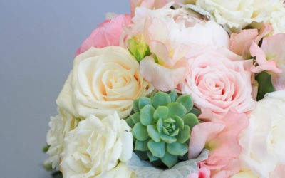 Romantic peony wedding. Lucie Stern Community Center