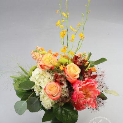 Spring flower arrangement 'In My Heart'